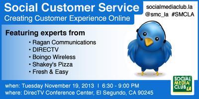 Social Customer Service: Creating Customer Experience...