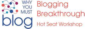 Breakthrough Blogging