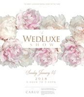 2018 WedLuxe Wedding Show
