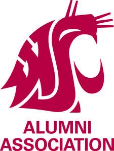WSU Alumni Association and WSU Cougar Athletic Fund logo