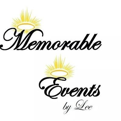 Memorable Events by Lee logo