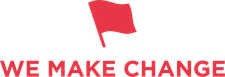 We Make Change logo
