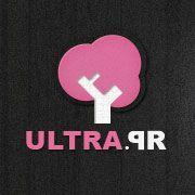 ULTRA PR logo