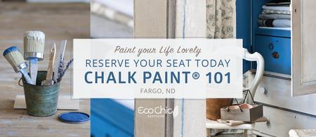 Chalk Paint® 101 with Maria {Fargo}