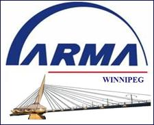 ARMA Winnipeg Chapter logo