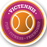 VicTennis & Team Melbourne logo