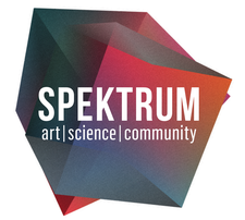 SPEKTRUM art science community logo