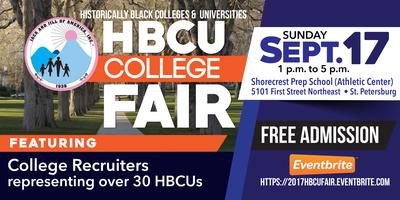 2017 HBCU College Fair
