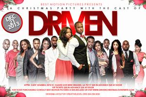 "A Christmas Party With The Cast Of ""DRIVEN"""