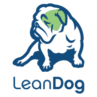 LeanDog logo