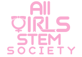 All Girls STEM Society logo