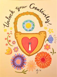 Alice Jones - Enjoy And Paint logo