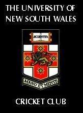 UNSW Cricket Club logo