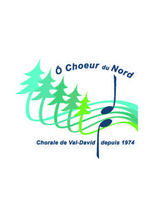 Ensemble vocal Ô Chœur du nord logo