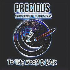 Precious Starz And Cigarz  logo