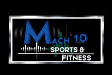 Mach 10 Sports & Fitness LLC logo