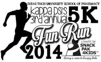 3rd Annual 5K Fun Run & Walk for Snack Pak 4 Kids