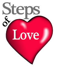Steps of Love logo