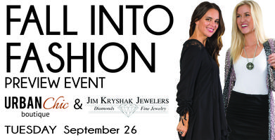 Fall Into Fashion Preview Event