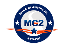 Friends of Mike Glanton Jr. logo
