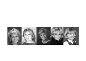 Ladies First - An Afternoon with Five Former First...