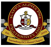 Spartanburg Alumni Chapter of Kappa Alpha Psi Fraternity, Inc.  logo