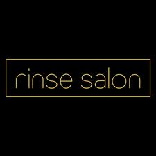 Rinse Salon + Chad Kenyon logo