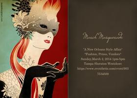 """March Masquerade"" ...A New Orleans Style Affair..."