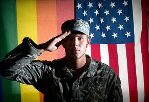 Meet our Out and Proud LGBT Veterans on Nov 17th +...