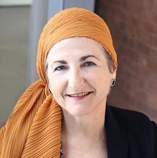 Dr Ella Dreyfus, Head of Public Programs, National Art School logo