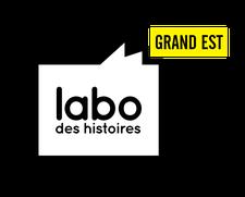 le Labo des histoires Grand Est logo