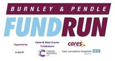 CARES Pendle Hill Fundraisers for Cancer Research UK logo