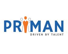 PRiMAN Talent Management logo