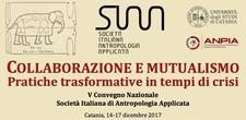 Società Italiana di Antropologia Applicata logo