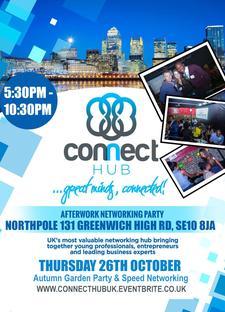 Connect Hub UK logo