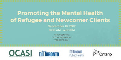 Promoting the Mental Health of Refugee and Newcomer Cli...