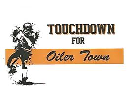 Touchdown for Oiler Town - An HBHS Oilers Event