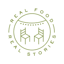 Real Food Real Stories logo