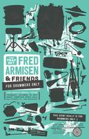 """Fred Armisen - """"Drummers Only"""" - Netflix Special..."""
