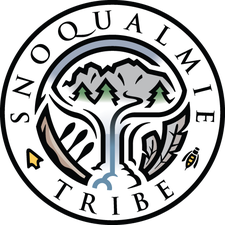 Snoqualmie Indian Tribe logo