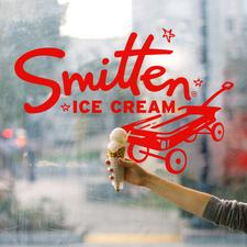 Smitten Ice Cream logo