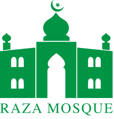 Raza Mosque  logo