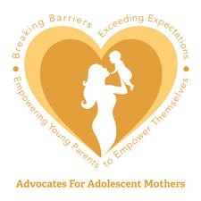 Advocates for Adolescent Mothers  logo