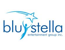 Blu Stella Entertainment Group Inc. logo