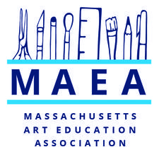 Massachusetts Art Education Association  logo