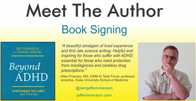Book Signing with Author Jeff Emmerson