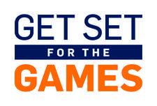 Get Set for the Games Travel Advice for Business Program logo
