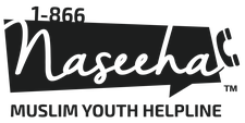 Naseeha Muslim Youth Helpline  …our future is on the line logo