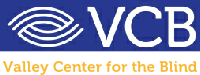 Valley Center for the Blind logo