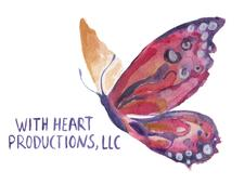 With Heart Productions, LLC logo